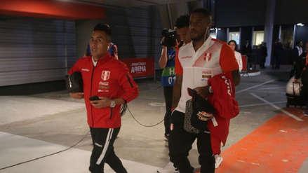 Selección Peruana llegó a Lima tras amistosos ante Holanda y Alemania