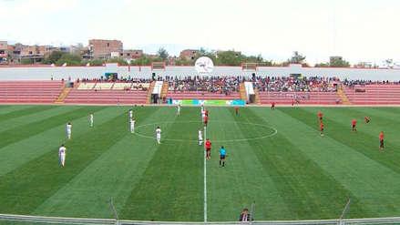 Ayacucho FC volvió a jugar en el Ciudad de Cumaná que lució un renovado césped