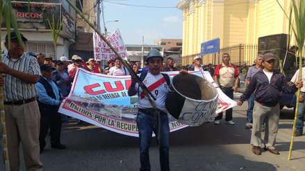 Tumán   Trabajadores esperan anulación de medida cautelar que favorece a Oviedo