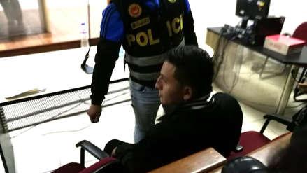 Nueve meses de prisión preventiva para 'Gringasho' por tenencia ilegal de armas