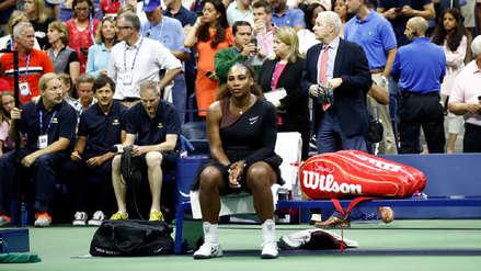 Serena Williams y las reacciones que provocó su airado comportamiento en el US Open