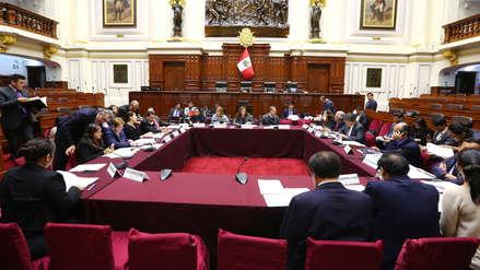 Comisión de Constitución no llegó a aprobar dictamen para reforma del CNM