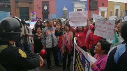 Exigen nuevo local para colegio Antonio Raimondi en Trujillo
