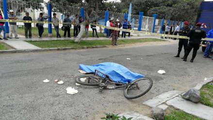 Padre de seis hijos muere atropellado en Trujillo