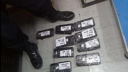 Arequipa: Incautan 60 kilos de oro que eran transportadas en un bus
