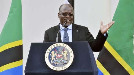 """El presidente de Tanzania llamó """"vagos"""" a quienes no forman familias numerosas"""