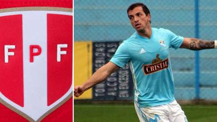 Gabriel Costa manifestó su deseo de jugar por la Selección Peruana