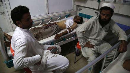 Afganistán | Al menos 68 muertos dejó atentado suicida durante manifestación