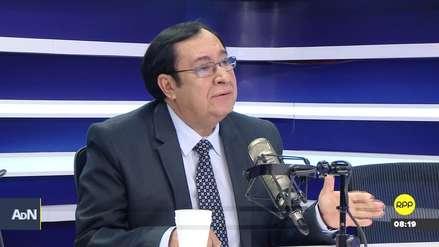 Víctor Prado: Vilcatoma no quiso que la CAN Anticorrupción discuta pedido para retirar a Chávarry