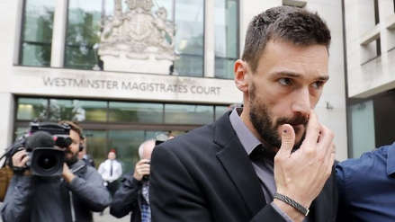 Hugo Lloris fue declarado culpable por conducir ebrio