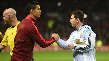Carlos Tévez revela cuál es la diferencia entre Lionel Messi y Cristiano Ronaldo