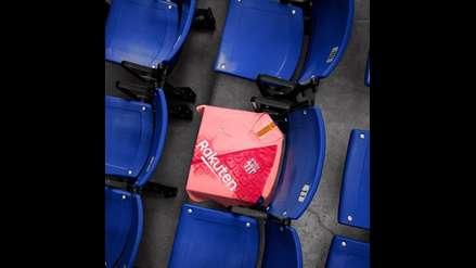 641451e3bc Barcelona se vistió de rosado en la presentación de su tercera ...