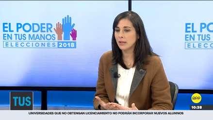 Elecciones 2018: especialista comparó las propuestas de todos los candidatos a la Alcaldía de Lima