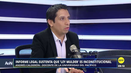 """La ley de publicidad estatal es un mecanismo de """"censura indirecta"""", según jurista"""