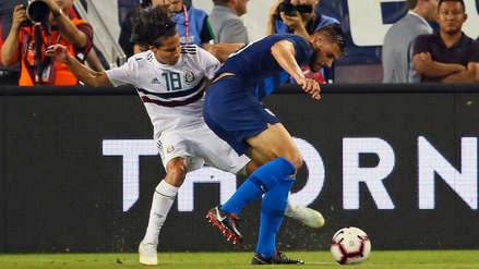 Mira las gambetas de Diego Lainez, el jugador que puso de vuelta y media a Estados Unidos