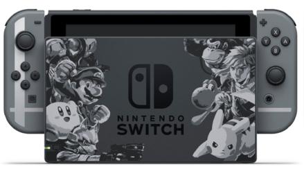 Smash Bros. Ultimate tendrá un nuevo personaje y una edición especial de Nintendo Switch