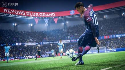 Estos son los requisitos mínimos para poder jugar FIFA 19 en PC