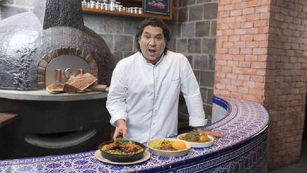 Gastón Acurio rinde honor a los chupes de su infancia con un plato de chupe de habas