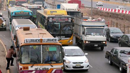 Congreso aprueba ley que crea la Autoridad de Transporte Urbano para Lima y Callao