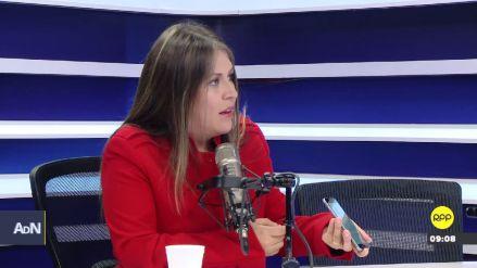 "Vilcatoma responde al presidente del Poder Judicial: ""Lamento las mentiras de Prado Saldarriaga"""