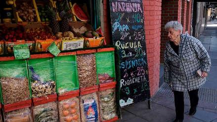 La inflación de Argentina se acelera por la depreciación del peso