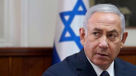 Netanyahu llama al mundo a unirse a Trump en su lucha contra Irán
