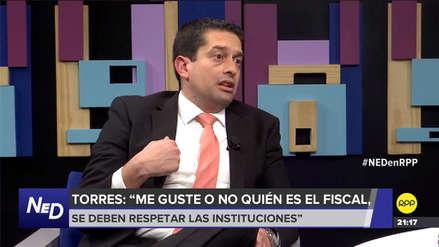 Miguel Torres sobre acusación contra Pedro Chávarry: