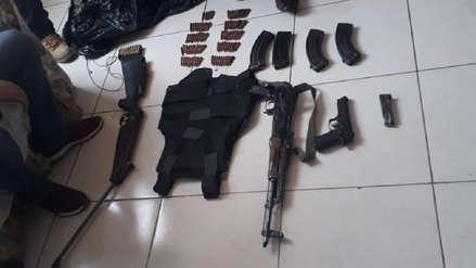 Hermanos detenidos por tener en su poder armamento robado de comisaría