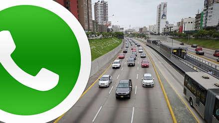 Así usan WhatsApp los taxistas de Lima para lidiar con el tráfico