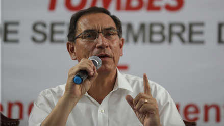 Vizcarra: Los cuatro proyectos de reforma