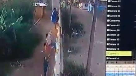 Video: así fue la fuga de cuatro menores de centro de rehabilitación en Chiclayo