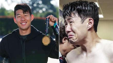 FOTOS y VIDEO | Heung-Min Son, el delantero que le ganó al servicio militar