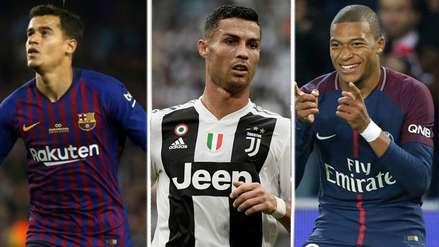 ¡Mil millones de euros! El once ideal más caro en la historia del fútbol