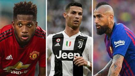 Los mejores fichajes de las cinco grandes ligas de Europa