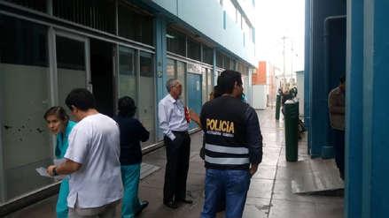 Chiclayo: roban equipo de endoscopía del hospital Naylamp