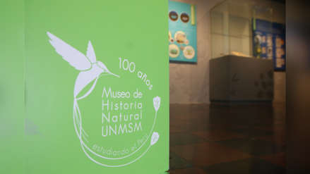 Museo de Historia Natural inaugura muestra interactiva por su centenario