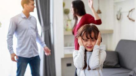 El divorcio de los padres afecta de manera distinta a los hijos según su edad