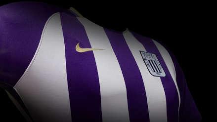 Así es la nueva camiseta de Alianza Lima para el mes de octubre
