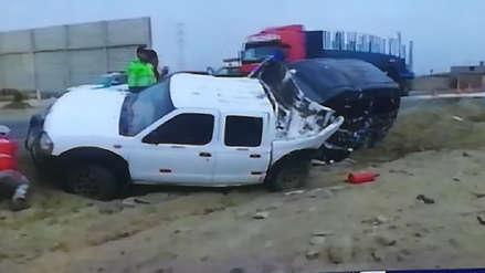 Estudiante de UNT muere en accidente de tránsito en Ascope