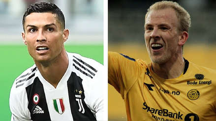 El troleo de un jugador noruego a Cristiano Ronaldo por su puntuación en FIFA 19