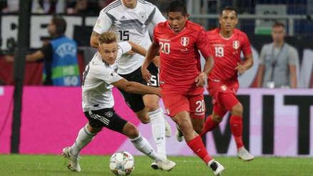 Antonio García Pye habló sobre las opciones del amistoso Perú vs. Argentina