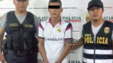 Huánuco: Policía captura a miembro del brazo armado de Sendero Luminoso