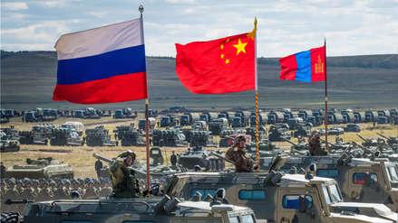 Las nuevas potencias unidas: ¿Qué hay detrás de la alianza militar entre Rusia y China?