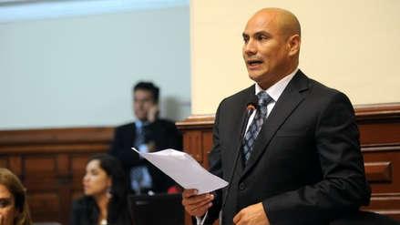 Inicia juicio oral contra Joaquín Ramírez por presunta falsificación