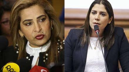 """Maritza García a Úrsula Letona: """"La que no debería existir eres tú, sabes por qué lo digo"""""""