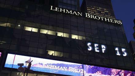 A 10 años de Lehman Brothers: ¿qué tan preparado está el Perú para una crisis global?