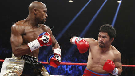 Floyd Mayweather anunció que volverá a pelear con Manny Pacquiao