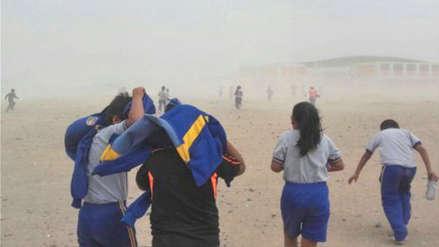 Senamhi: La costa desde Lima hasta Tacna registrará fuertes vientos a partir de este sábado