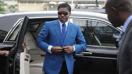 Brasil incautó US$ 16 millones al hijo del presidente de Guinea Ecuatorial