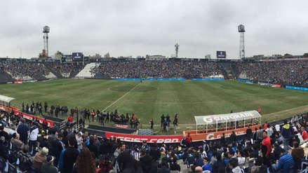 La cronología de los incidentes que provocaron la suspensión del Alianza Lima vs Cristal